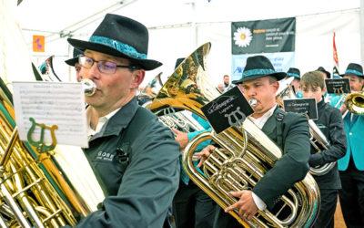 Bezirksmusikfest-Umzug fällt ins Wasser