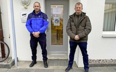 Polizeiposten steht unter neuer Leitung